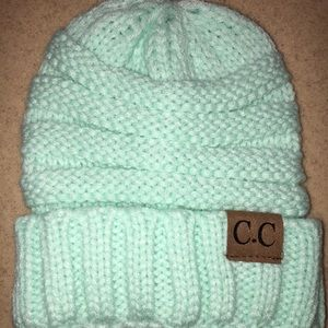 Other - Little Girl CC Beanie NWOT